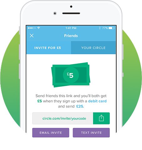 Circle | Vouchercloud Promo | Download Circle Pay and use promo